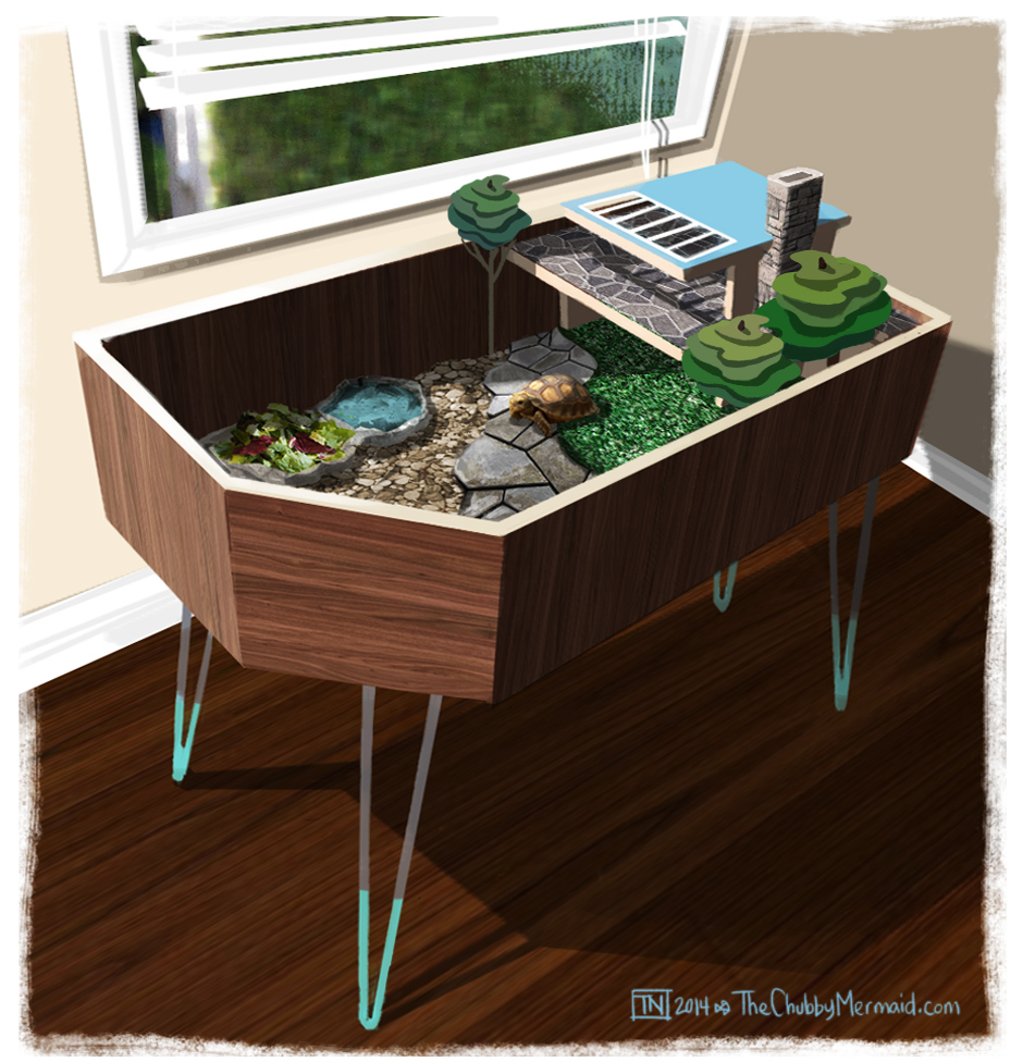 how to use a calf table